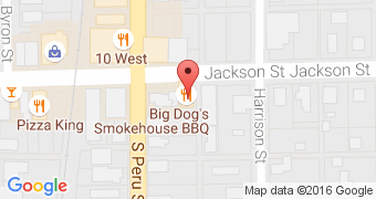 Big Dog's Smokehouse BBQ