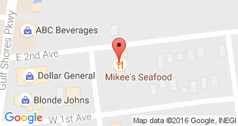 Mikee's Seafood