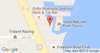 Grills Riverside Seafood Deck & Tiki Bar