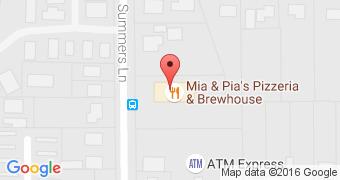Mia & Pia's Pizzeria & Brewhouse