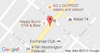 Happy Burro Chili and Beer