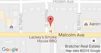 Lackey's Smoke House BBQ