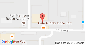 Cafe Audrey at the Fort