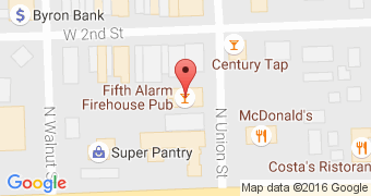 Fifth Alarm Firehouse Pub