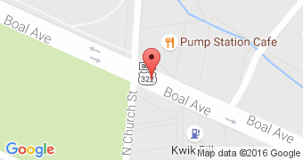 Pump Station Cafe