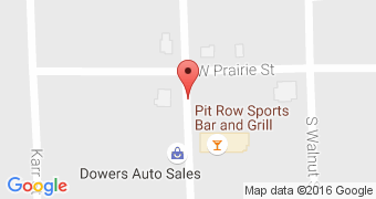 Pit Row Sports Bar and Grill