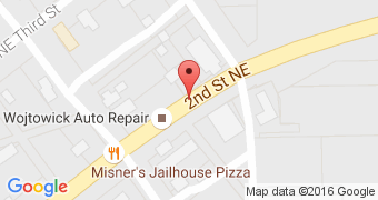 Jail House Pizza