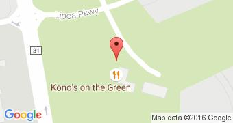 Kono's on the Green