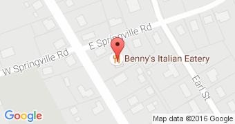 Benny's Italian Eatery