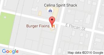 Burger Fixins