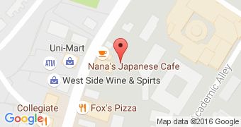 Nana's Japanese Cafe