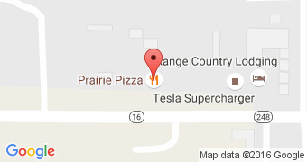 Prairie Pizza