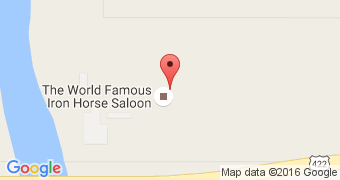 World Famous Iron Horse Saloon