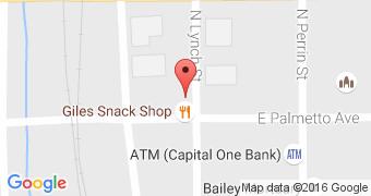 Giles Snack Shop