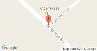 The Cider Press Restaurant