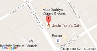 Uncle Tony's