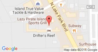 Lazy Pirate Island Sports Grill