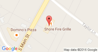 Shore Fire Grille