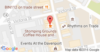 Stomping Grounds Coffee House and Wine Bar