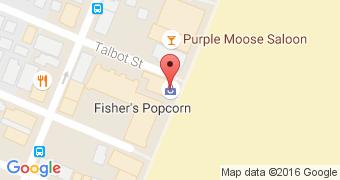 Fisher's Popcorn