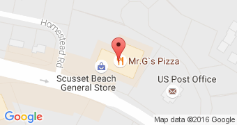 Mr. G's Pizza and More