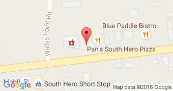 Pan's South Hero Pizza