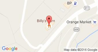 Billy's Barn Restaurant & Lounge
