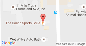 The Coach Sports Grille