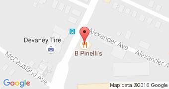 B. Pinelli's