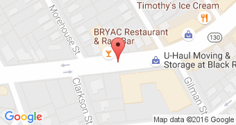 B.R.Y.A.C. Restaurant & Raw Bar