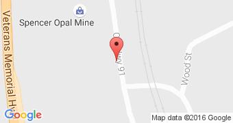 Spencer Opal Mine Cafe