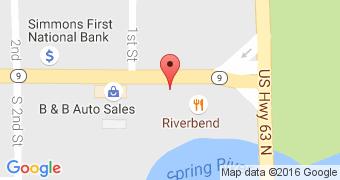 Woods' Riverbend Restaurant