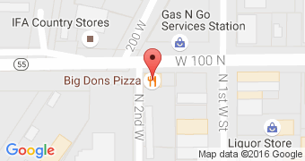 Big Don's Pizza