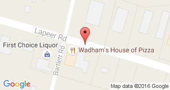 Wadhams House of Pizza