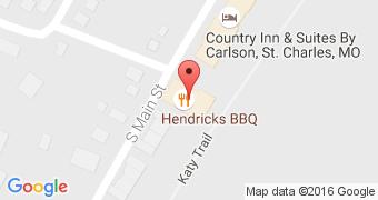 Hendrick's BBQ