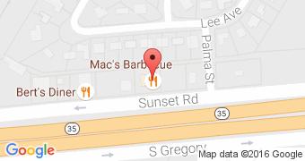 Mac's Barbecue