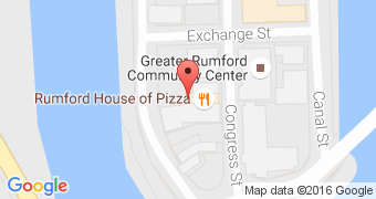 Rumford House of Pizza