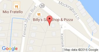 Billy's Sub Shop