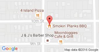 Smokin' Planks