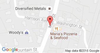Maria's Pizza & Seafood