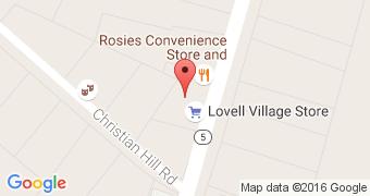Rosie's Lovell Village Store