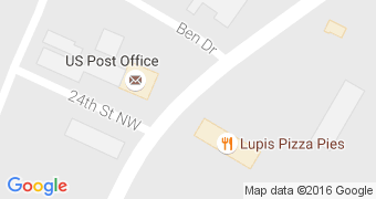 Lupi's Pizza Pies
