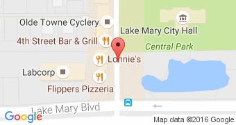 Lonnie's Fusion Cuisine