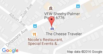 The Cheese Traveler