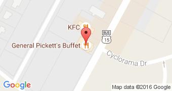 General Pickett's Buffets