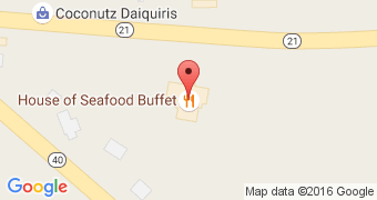 House of Seafood Buffet