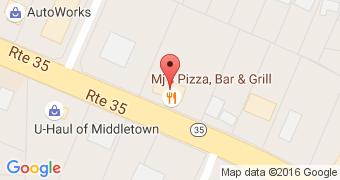 MJ's Pizza, Bar & Grill