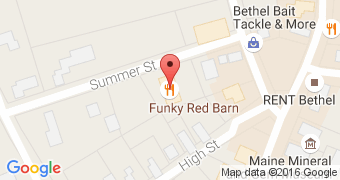 The Funky Red Barn