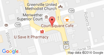 The Greenville Cafe