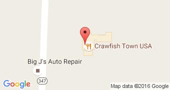 Crawfish Town USA